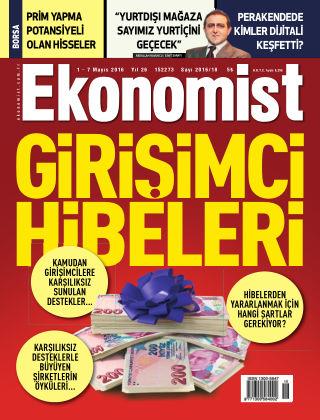 Ekonomist 1 May 2016