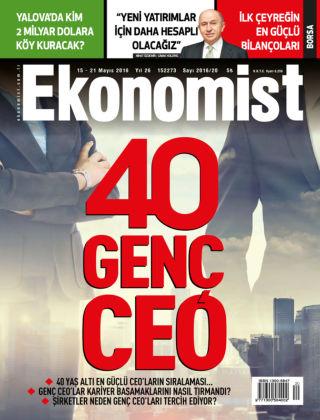 Ekonomist 15 May 2016