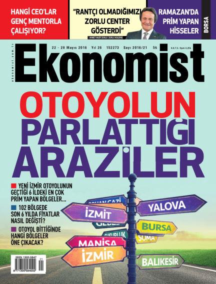 Ekonomist May 22, 2016 00:00