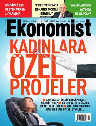 Ekonomist 29 May 2016