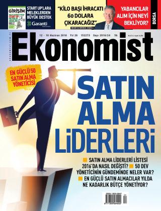 Ekonomist 12 June 2016