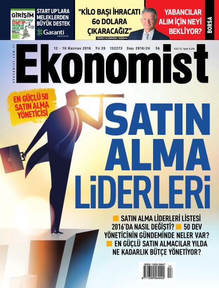 Ekonomist June 12, 2016 00:00