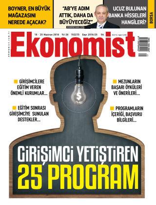 Ekonomist 19 June 2016