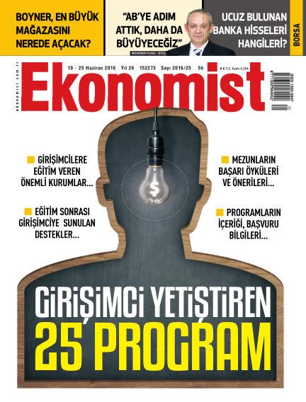 Ekonomist June 19, 2016 00:00