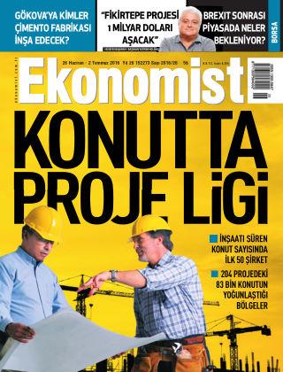 Ekonomist 26 June 2016