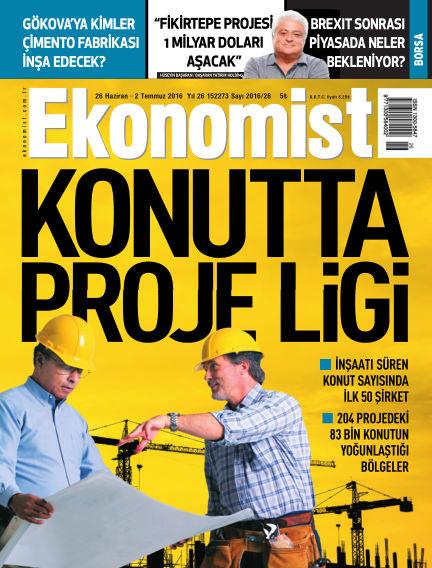 Ekonomist June 26, 2016 00:00