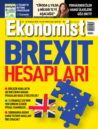 Ekonomist 10 July 2016