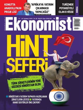 Ekonomist 17 July 2016