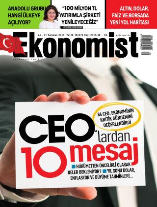 Ekonomist 24 July 2016