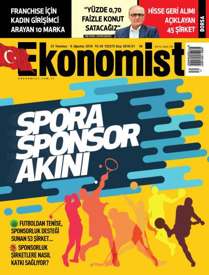 Ekonomist July 31, 2016 00:00