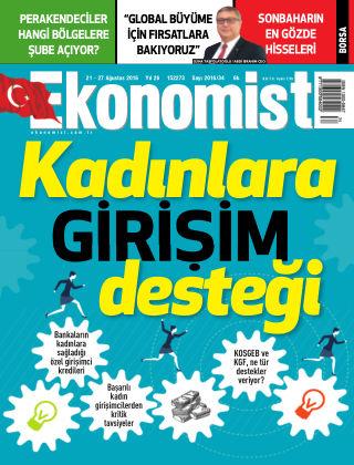 Ekonomist 21 August 2016