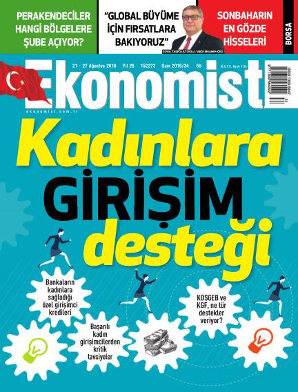 Ekonomist August 21, 2016 00:00