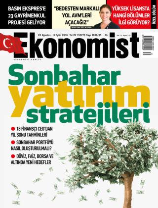 Ekonomist 28 August 2016