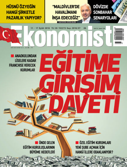 Ekonomist September 11, 2016 00:00