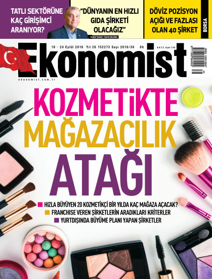 Ekonomist September 18, 2016 00:00