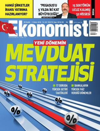 Ekonomist 25 September 2016
