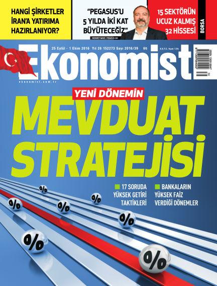 Ekonomist September 25, 2016 00:00