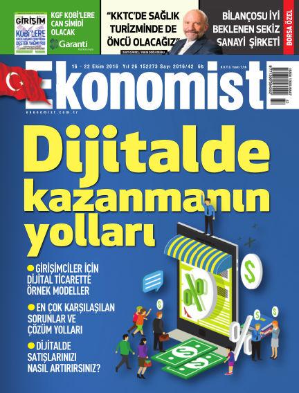 Ekonomist October 16, 2016 00:00