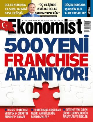 Ekonomist 6th November 2016