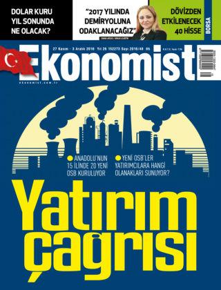 Ekonomist 27 November 2016