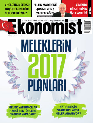 Ekonomist 4th December 2016
