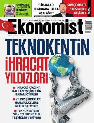 Ekonomist 11th December 2016