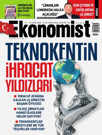 Ekonomist December 11, 2016 00:00