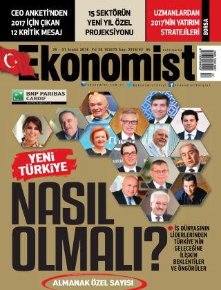 Ekonomist 25th December 2016