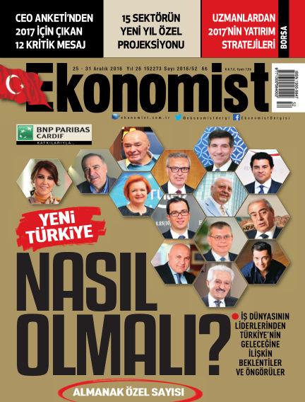 Ekonomist December 25, 2016 00:00