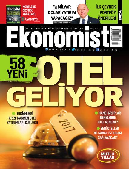 Ekonomist January 01, 2017 00:00