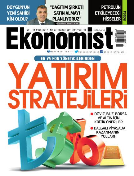 Ekonomist January 08, 2017 00:00