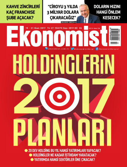 Ekonomist January 15, 2017 00:00
