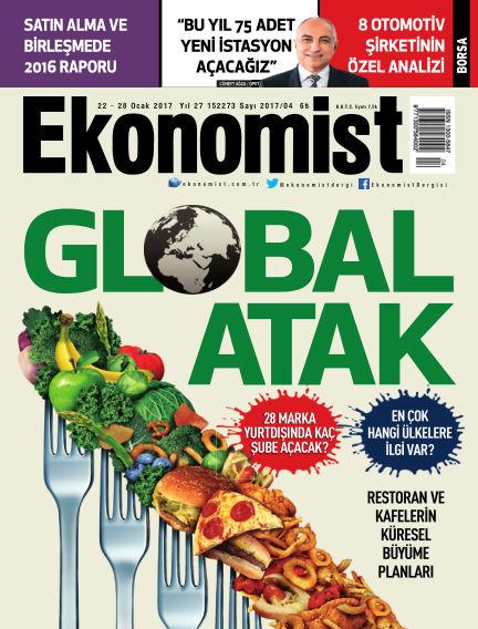 Ekonomist January 22, 2017 00:00