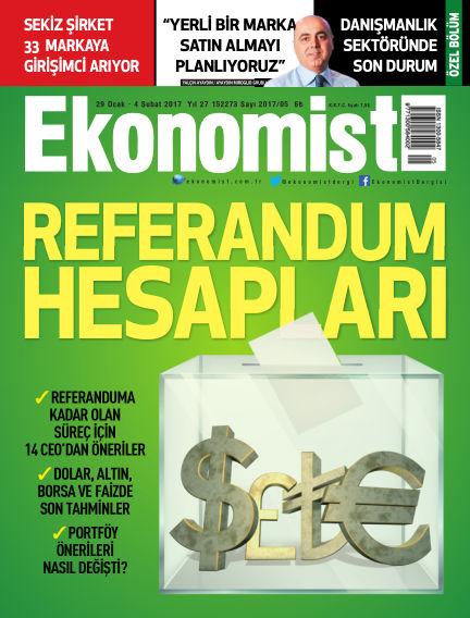 Ekonomist January 19, 2017 00:00