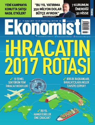 Ekonomist 5th February 2017
