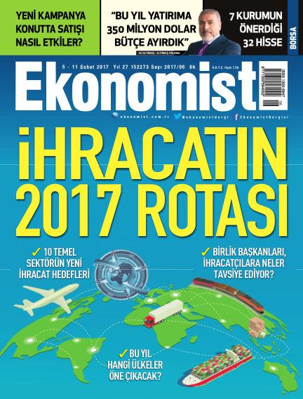Ekonomist February 05, 2017 00:00
