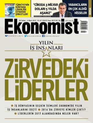Ekonomist 26th February 2017
