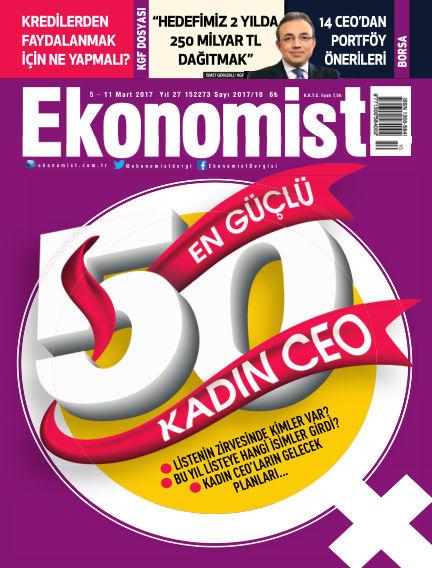 Ekonomist March 05, 2017 00:00