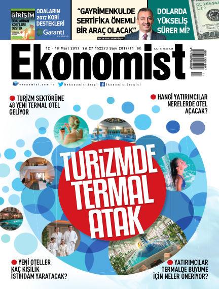 Ekonomist March 12, 2017 00:00