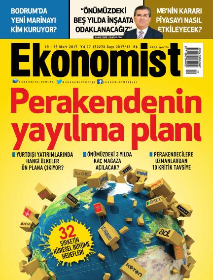 Ekonomist March 19, 2017 00:00