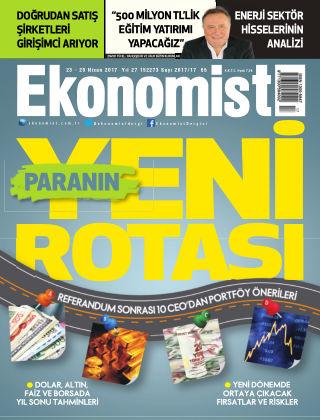 Ekonomist 23rd April 2017