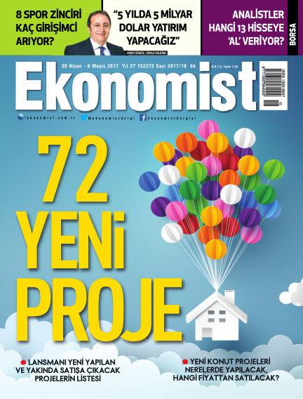 Ekonomist April 30, 2017 00:00