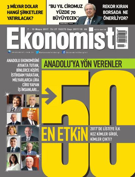 Ekonomist May 08, 2017 00:00