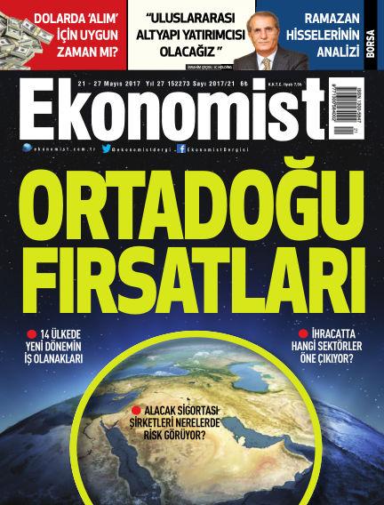 Ekonomist May 21, 2017 00:00
