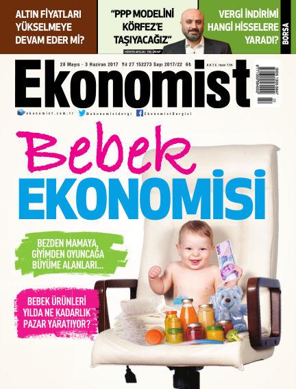 Ekonomist May 28, 2017 00:00