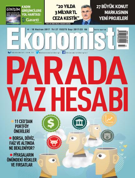 Ekonomist June 04, 2017 00:00