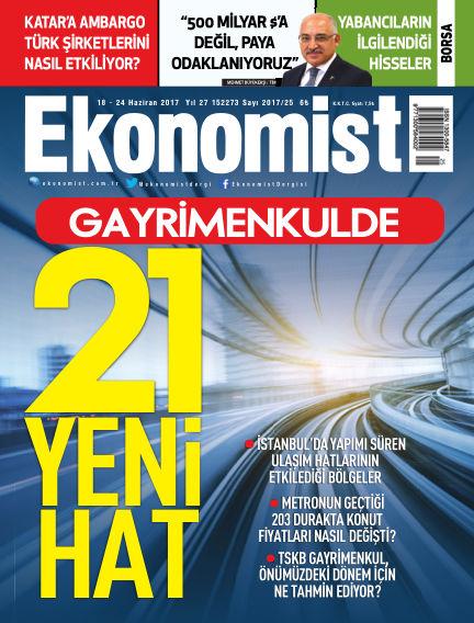 Ekonomist June 18, 2017 00:00