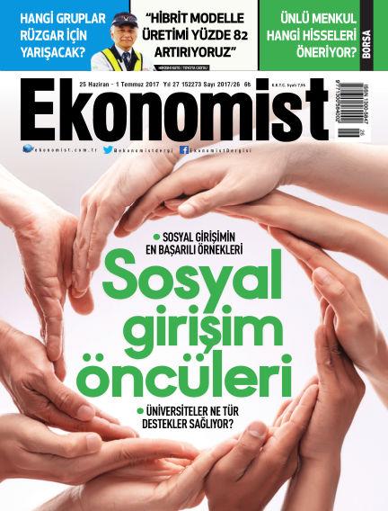 Ekonomist June 25, 2017 00:00