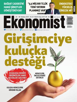 Ekonomist 23rd July 2017