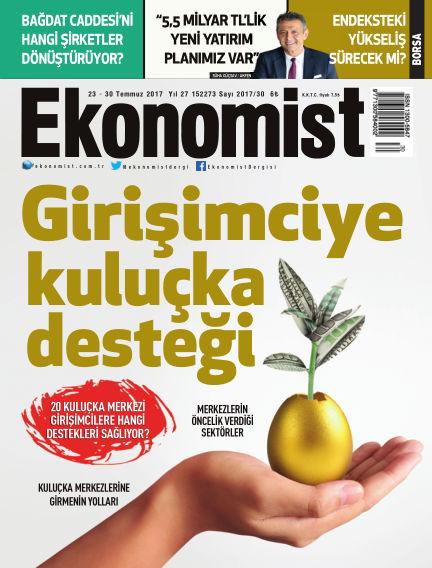 Ekonomist July 23, 2017 00:00